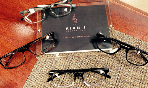 Alan J Eyewear