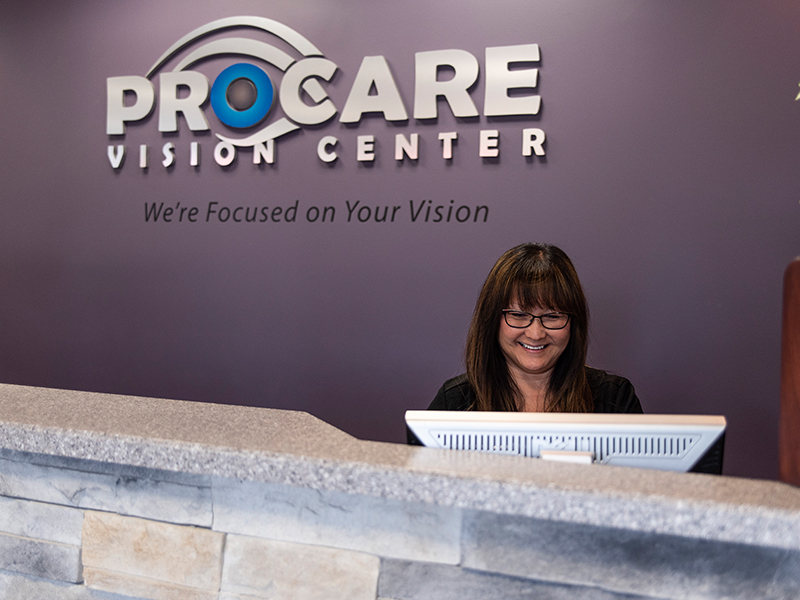 ProCare Vision Troy Ohio